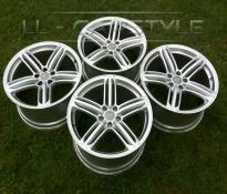 JANTE ORIGINALE AUDI A4 A5 A6 A8 RS4 S5 RS6 S-line 9J x 19 inch ET33