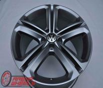 Jante Originale VW Tiguan 18 inch ET30 Mallory Gri antracit